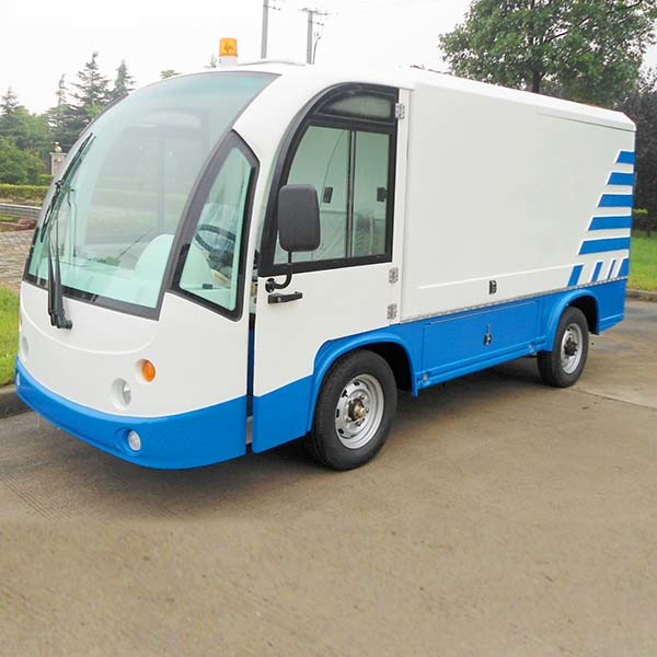 China OEM Manufacturer 2 Seats Electric Mini Van for Sale (DT-8)