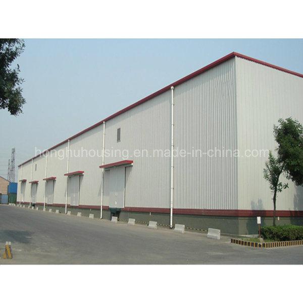 Light Steel Structure Prefabricated House Building Warehouse Workshop Sheds