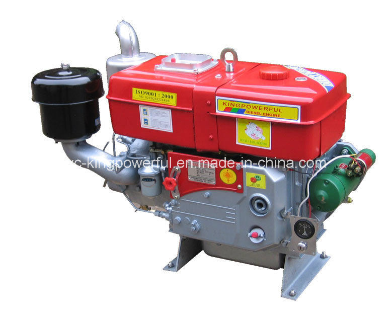 Water Cooled Diesel Engine with Motor Good Quality Jdde Brand