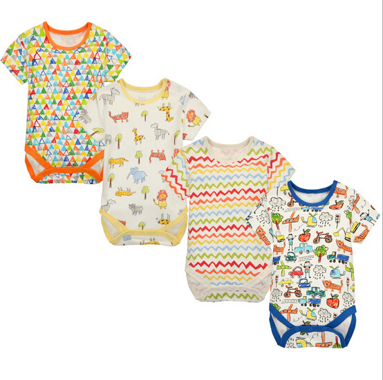 Customized Cute Pure Cotton Softe Cofortable Baby Wear