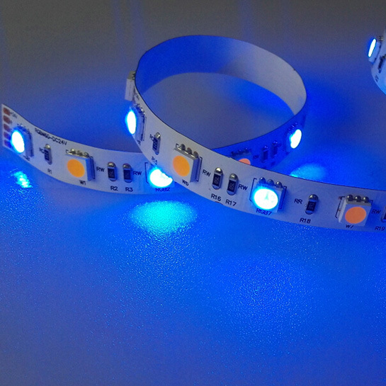 RGB+Warm White/White Multiple Color LED Flexible Light Strip