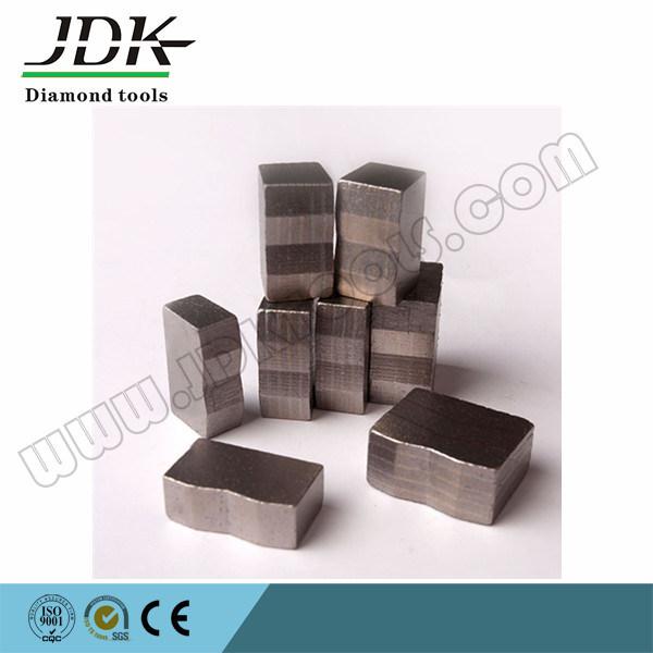 Sharp Diamond Segment for Granite Cutting