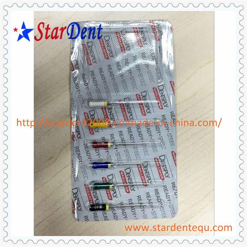 Dentsply Flexible K-File of Dental Hospital Medical Supply
