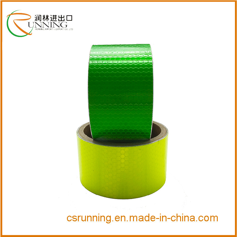 Reflective Safety Warning Conspicuity Tape Film Sticker Roll Strip