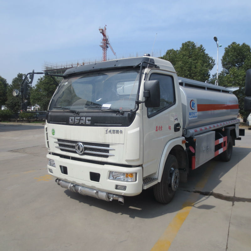Dongfeng Dlk 8000L Fuel Tank Truck for Sale