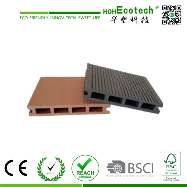 Hot Sales Wood Plastic Composite Flooring / WPC Decking