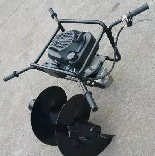 4stroke 159cc Loncin Engine Earth Drill Ground Drill Auger