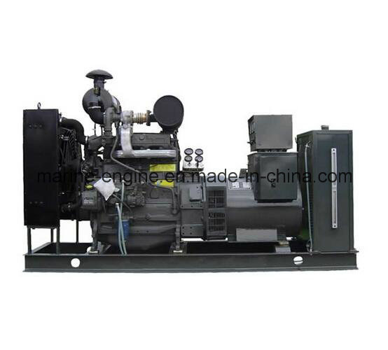 230kw Air Cooled Deutz Diesel Power Generator Set