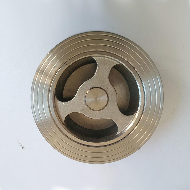 API Stainless Steel 316 Wafer Check Valve