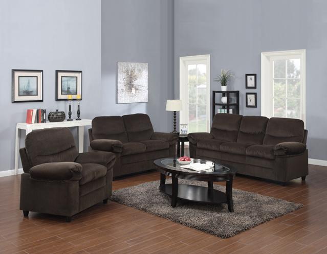 6141 Fabric Sofa