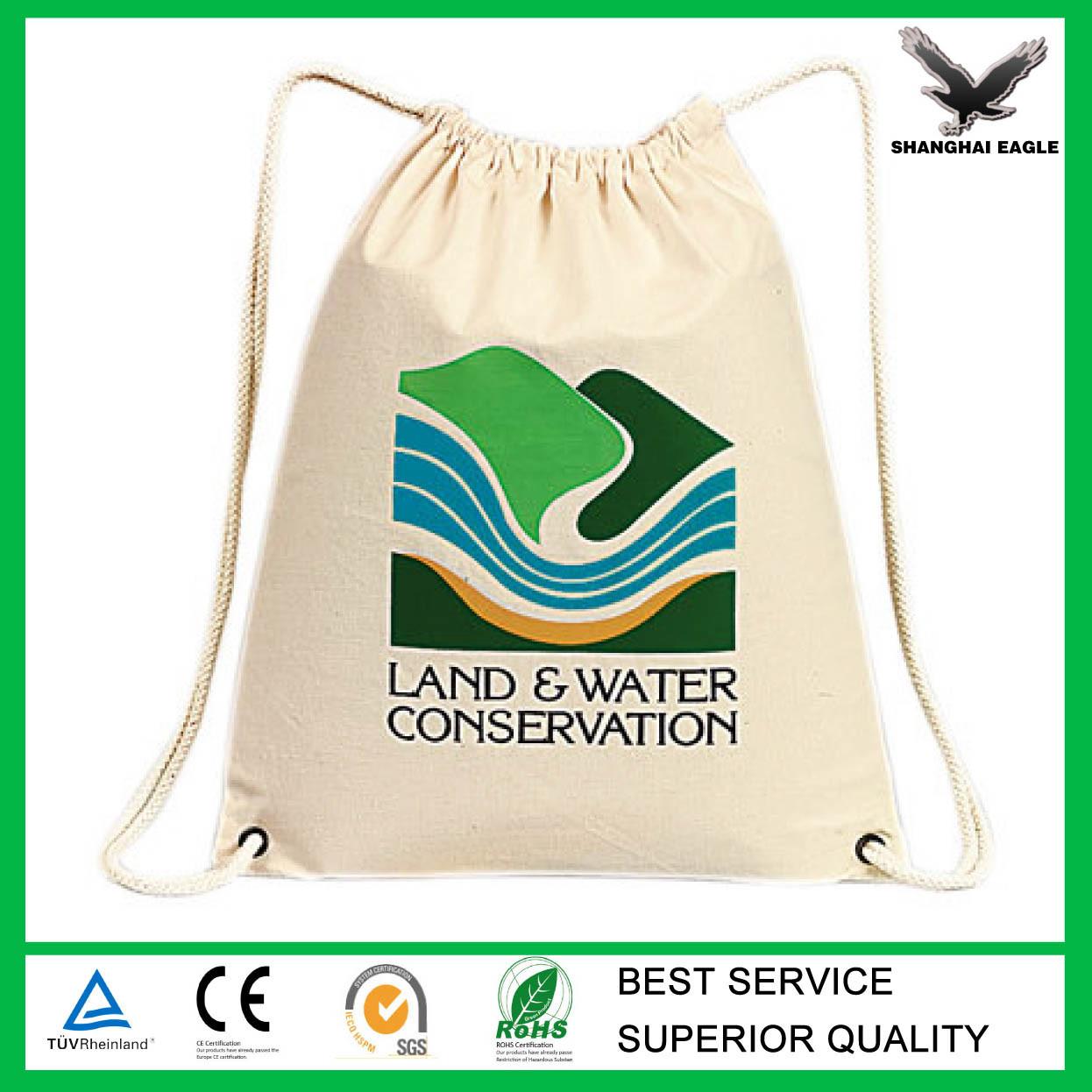 Wholesale Custom Cotton Canvas Bag