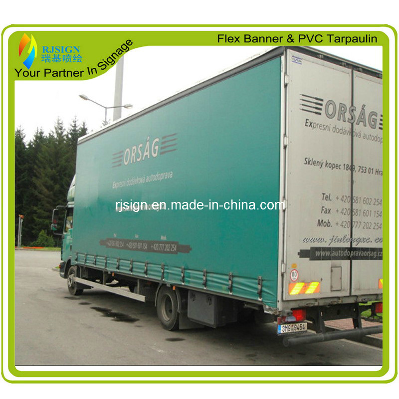 PVC Tarpaulin and Tent Truck Covering