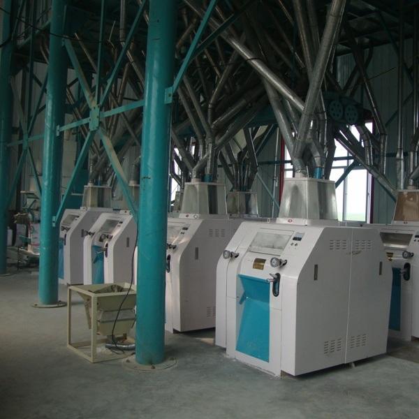 Flour Mill Machine Line (6FTF-300)
