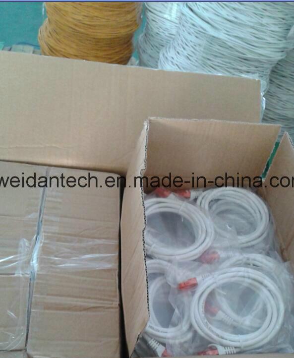 Cat5e UTP RJ45 AWG26 Network Patch Cord