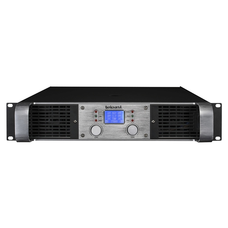 Professional Power Amplifier with LCD (HA series)