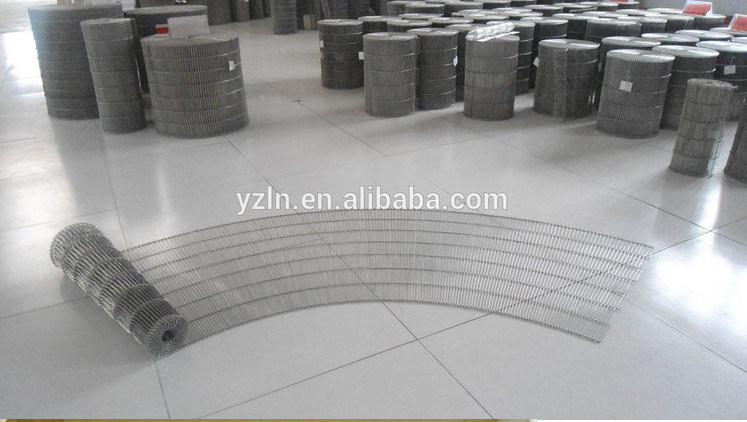 Pizza Wire Mesh for Food Conveyor