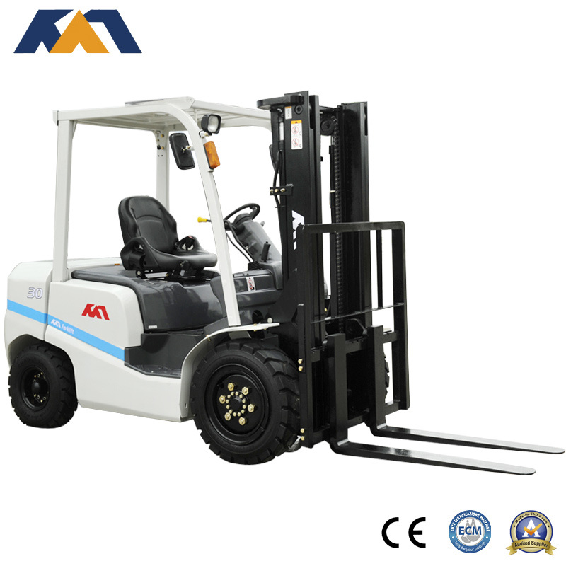 Brand New 2.0 Ton Gasoline Forklift Truck with Nissan K25/K21 Wholesale to Dubai