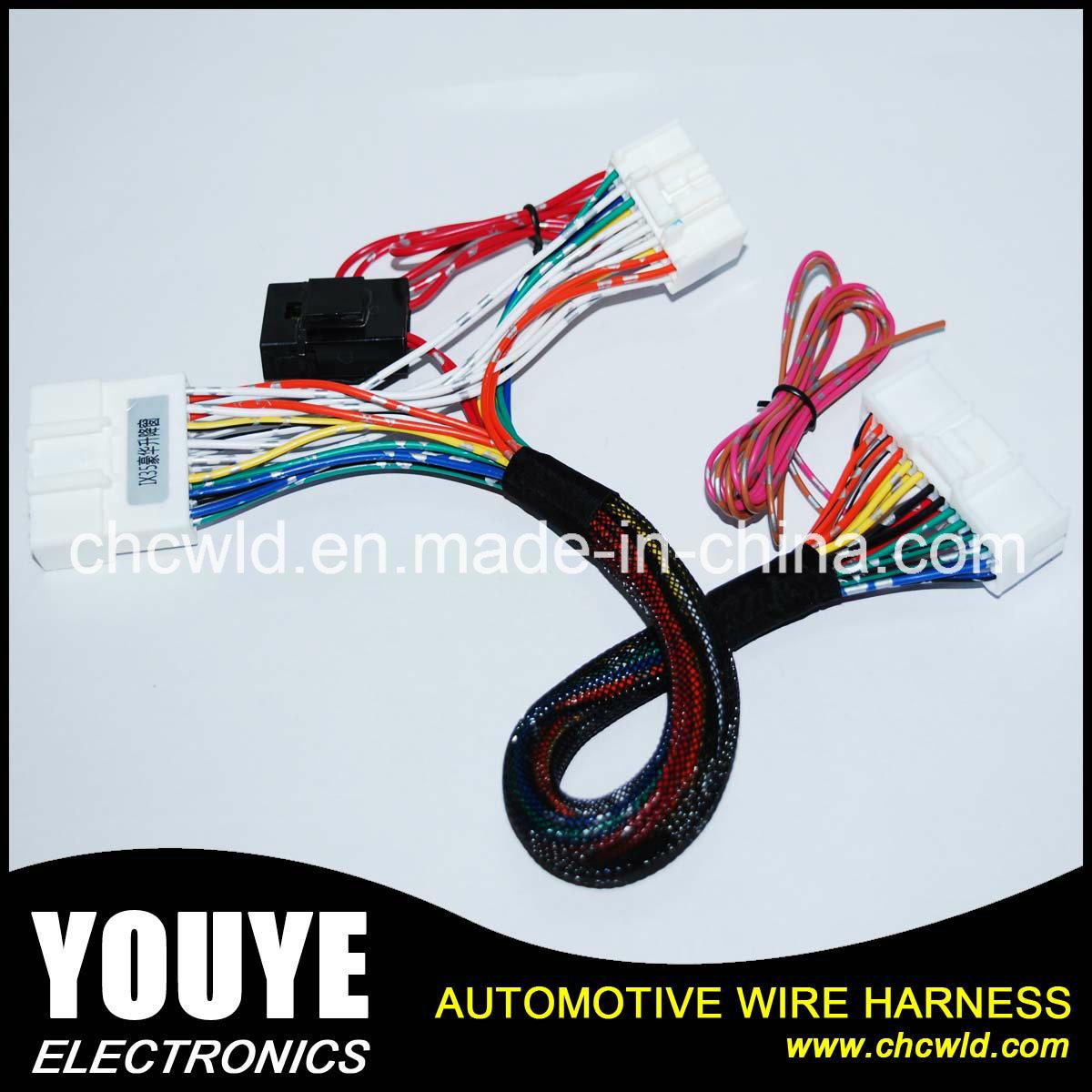 Luxury Auoto Electronic Power Window Cable for Hyundai IX 35