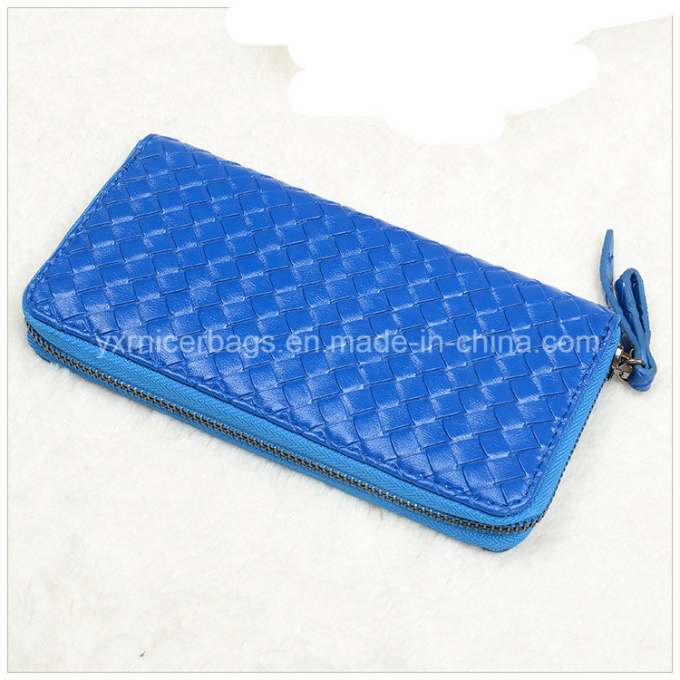 Cheap Custom Lady PU Wallet Wholesale Woman Purse