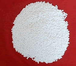 White Filler Masterbatch Used for Plastic Injection Molding