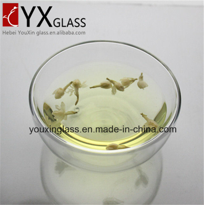 Double Wall Glass Bowl/Borosilicate Glass Drinking Glass Mug Cup