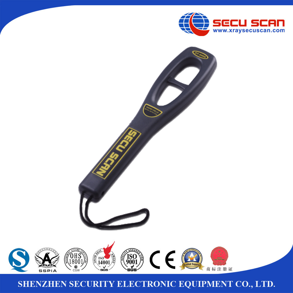 Anti-Shock Handheld Metal Detector Body Scanner (AT2009)