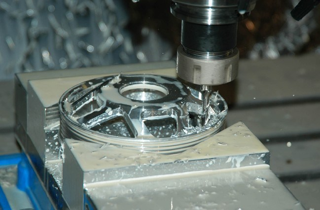 High Precision Aluminium Wheel Prototype Machining