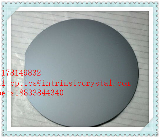Silicon Monocrstal Large Convex Lens 45mm Biconvex Lens, Optical Lens