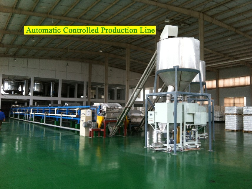 Haa Curing Polyester Resins for Powder Coating