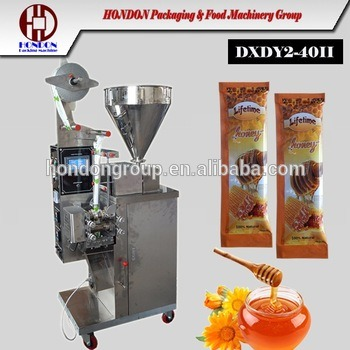 Honey Stick Filling Machine (Y2-40II)