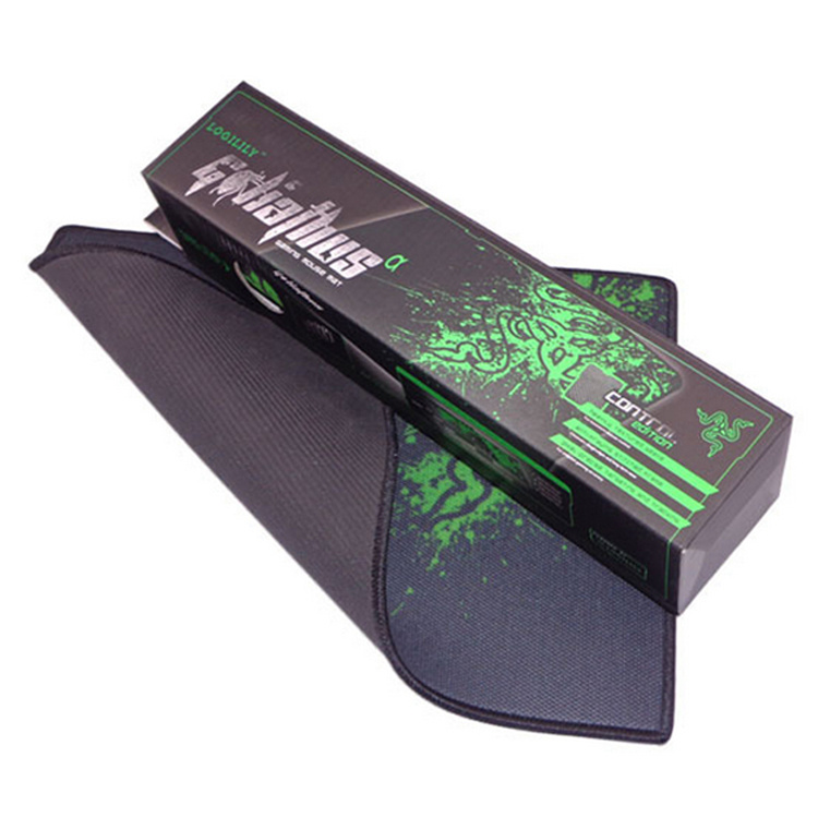 Best Quality Custom Size Locked Edge Gaming Mouse Mat