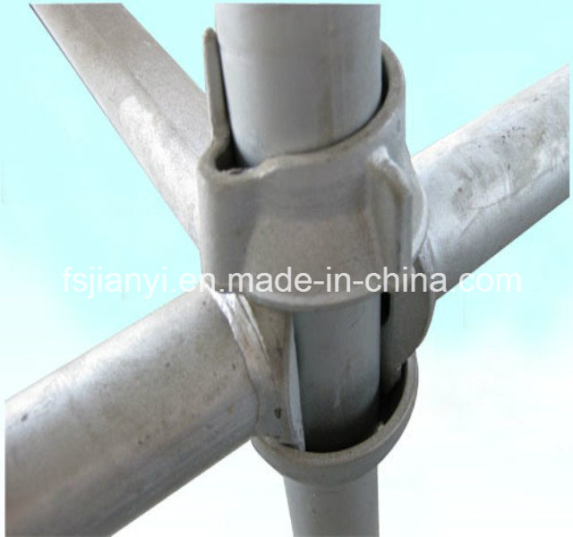 Heavy Duty Steel Cuplock Scaffolding for Building Construction