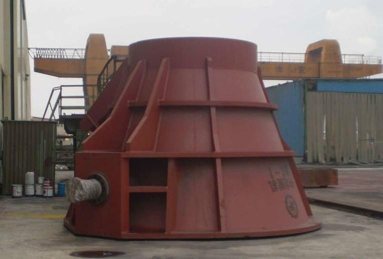 Gravity Casting Steel Slag Pot