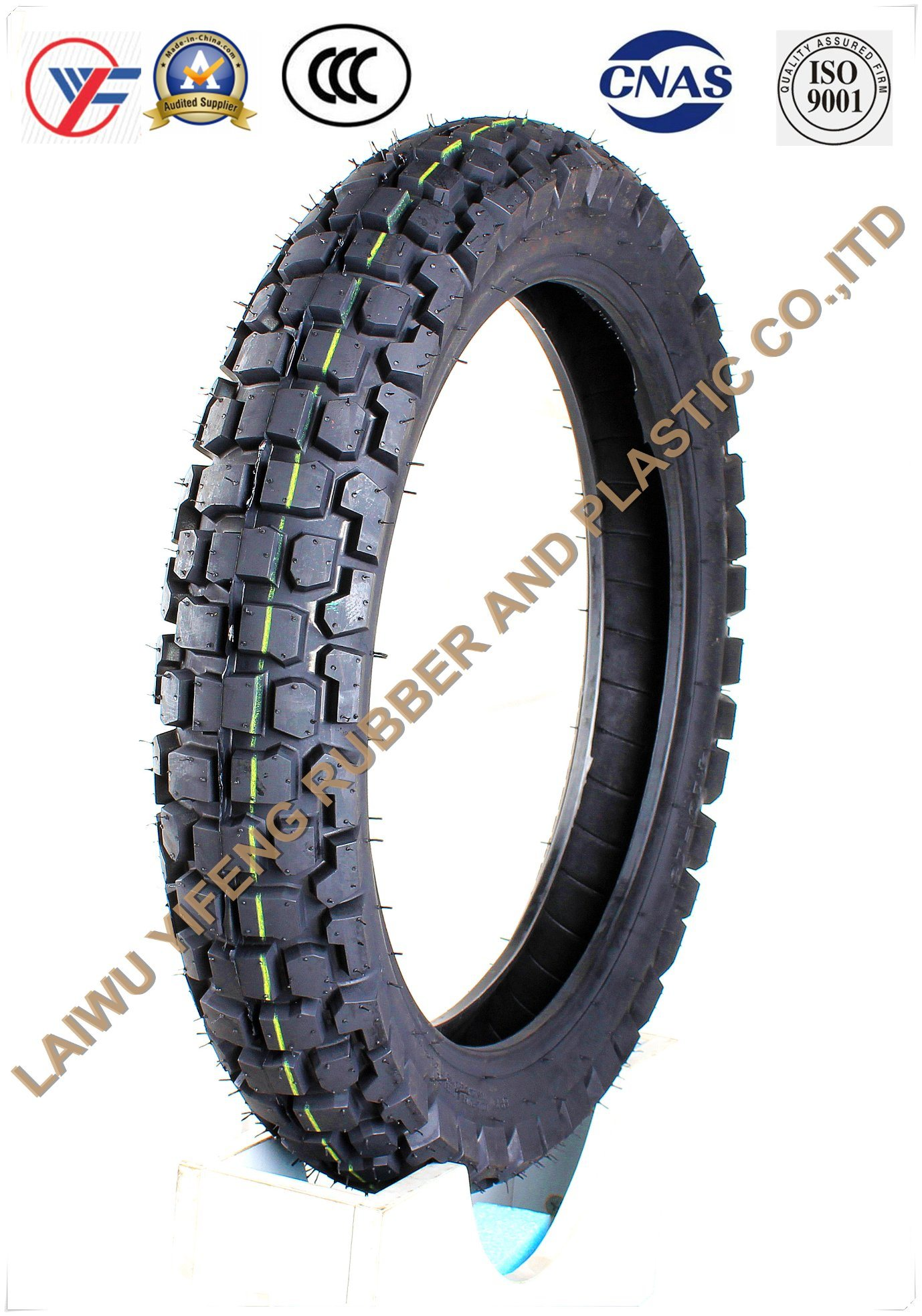 Motorcycle Tire for 2.75-21 300-21 off Road