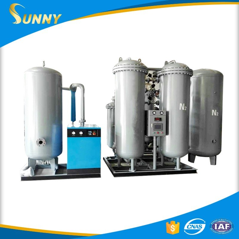 High Quality Skid-Mounted Compact Psa Nitrogen Generator System