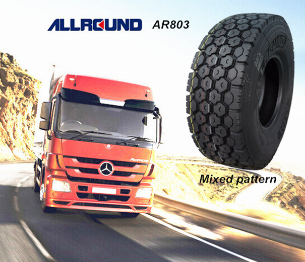 Supply Top Quality All Steel Radial Truck Tire (315/80R22.5)