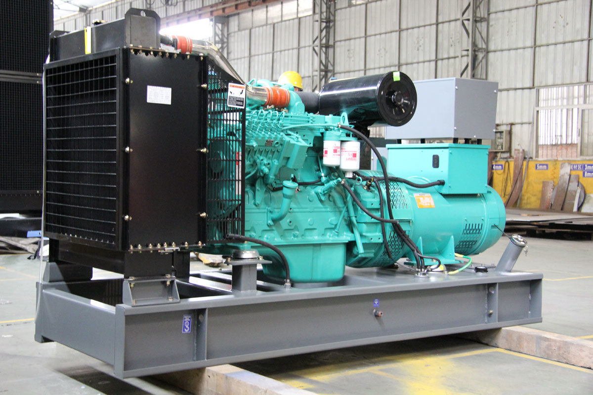 500kw/625kVA Silent Diesel Generator Set Powered by Perkins Engine