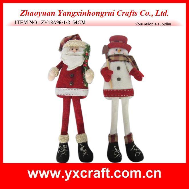 Christmas Decoration (ZY13A96-1-2 54CM) Santa Festival Decoration