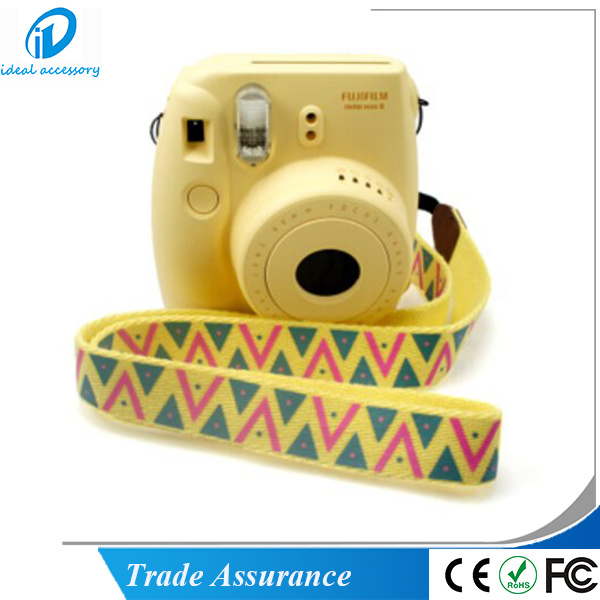 Fujifilm Checky Professional Shoudler Neck Instax Camera Strap
