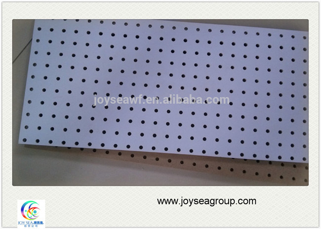 Peg Board/Holed MDF Board Wall Plate