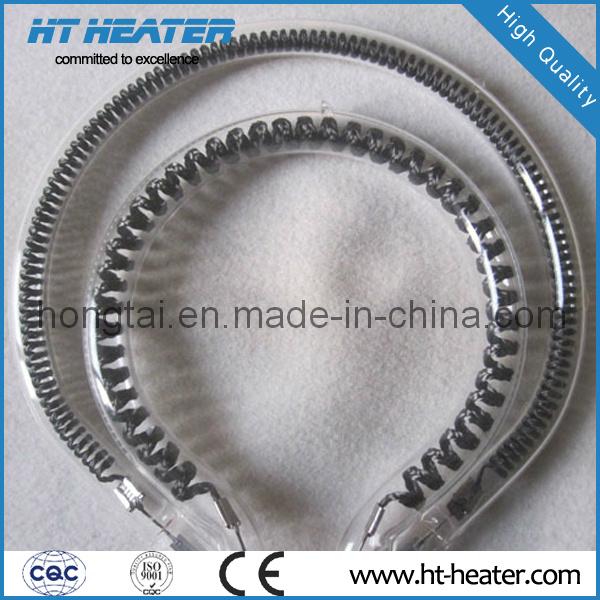 Omega-Type Carbon Fiber Infrared Emitter