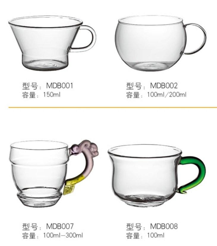 Cups / Tea Cup / Tea Saucer / Pot / Teaset / Glassware