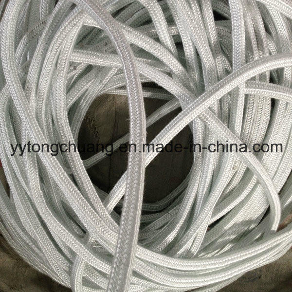 High Temperature Insulation Type Fiberglass Braided Square Packing Rope