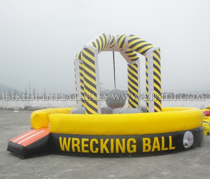 wrecking ball games