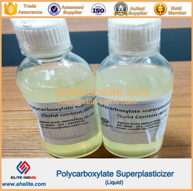 Water Reducing Agent Polycarboxylate Superplasticizer with High Quatity