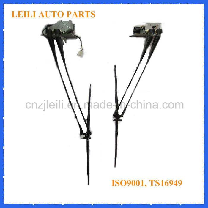 New Type of Windshield Wiper System for Bus, Boat, Train