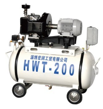Scroll air compressors