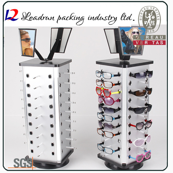 Eyeglass Display Case Sunglass Display Shelf Glasses Showing Stand (T01)