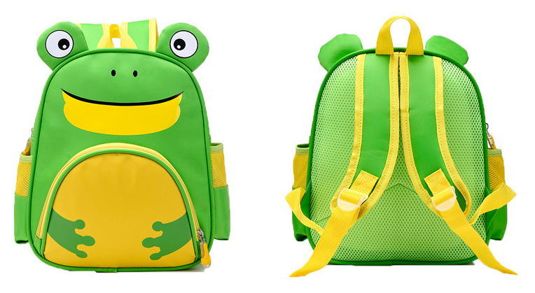 New Model Cartoon Design Child School Bag