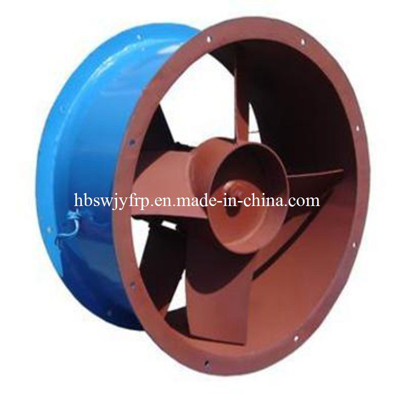 FRP GRP Axial Fan Ventilator for Toilet